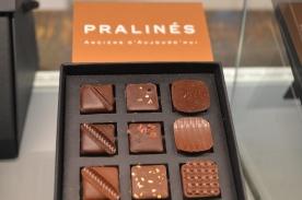 Pralines, Pierre Marcolini Chocolatier