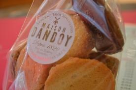 Maison Dandoy, Biscuit shop