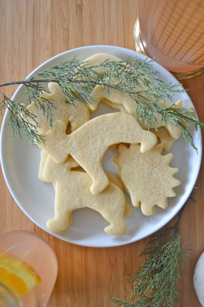 Pictured: Woodland creature soft sugar cookies